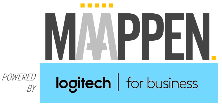 MAAPPEN powered by Logitech for Business